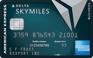 Delta Reserve® for Business Credit Card from American Express photo