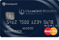 Diamond Resorts International® MasterCard® from Barclaycard photo