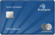SunTrust Travel Rewards Credit Card photo