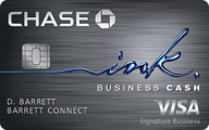 Ink Business Cash℠ credit card photo