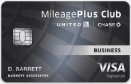 United MileagePlus® Club Business Card photo