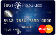 First Progress Platinum Prestige MasterCard® Secured Credit Card photo