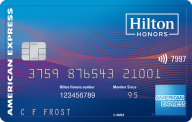 Hilton Honors Amex Ascend Card photo