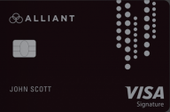 Alliant Cashback Visa® Signature Credit Card photo