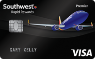 Southwest Rapid Rewards® Premier Credit Card photo