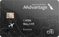 Citi® / AAdvantage® Executive World Elite™ Mastercard® photo
