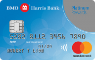 BMO Harris Bank Business Platinum Rewards Mastercard® Credit Card photo
