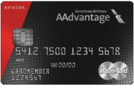 AAdvantage® Aviator® Red World Elite Mastercard® photo