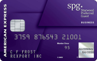 Starwood Preferred Guest® Business Credit Card from American Express photo