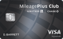 United MileagePlus® Club Card}