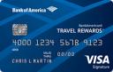 Bank of America® Travel Rewards credit card}